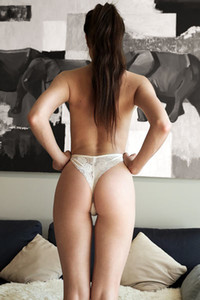 Model Serenity Swoon in Pussy Play